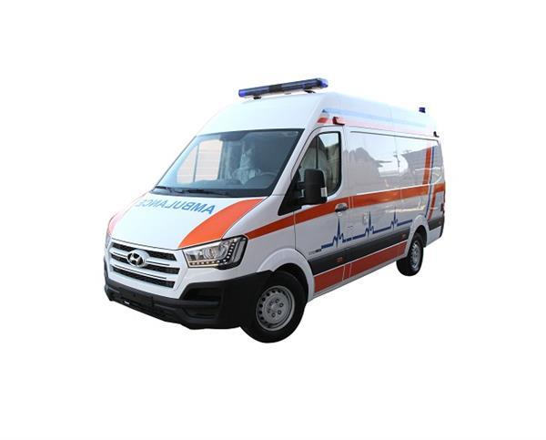 آمبولانس هیوندا H350 دیزلی مدل 2020