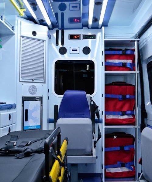 آمبولانس فیات دوکاتو گازوئیلی