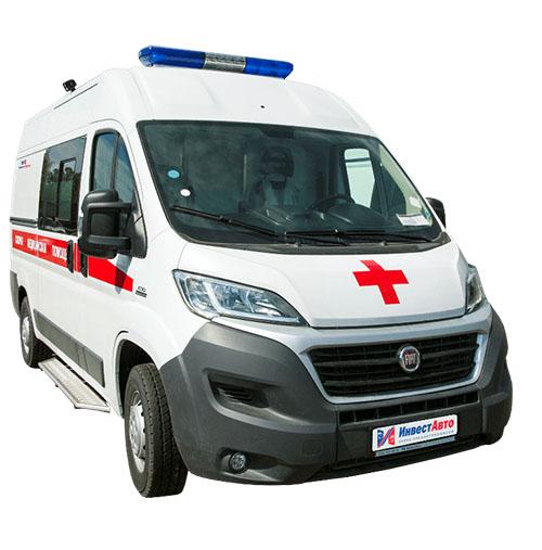آمبولانس فیات دوکاتو